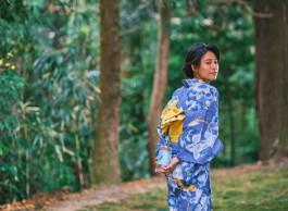Джин Тенжаку, олицетворяющий саму Японию
