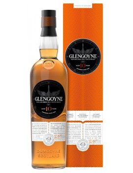 Виски GLENGOYNE 10 years 40% OF 0,7л
