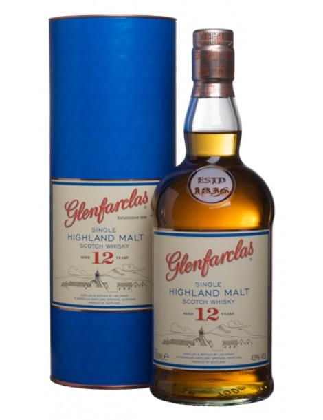Виски GLENFARCLAS 12 years 43% OF 0,7л