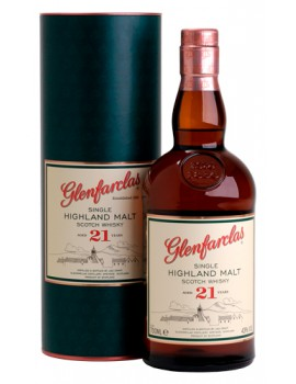 Виски GLENFARCLAS 21 years 43% OF 0,7л
