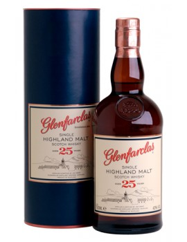 Виски GLENFARCLAS 25 years 43% OF 0,7л