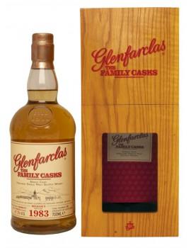 Виски GLENFARCLAS 1983 Family Casks 51% 0,7л