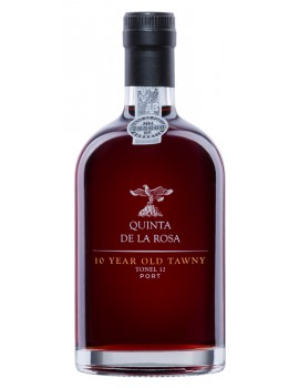 Вино Quinta De La Rosa 10 Years Old Tawny Port 19,5% 0.5л