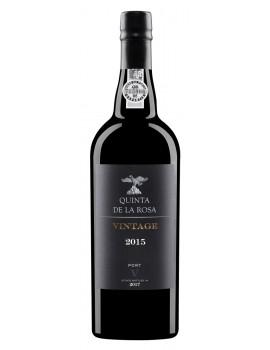 Вино ликерное Quinta De La Rosa Vintage 2015 Port 20% 0.75л