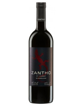 Вино Zantho St.Laurent 2017 13% 0,75л
