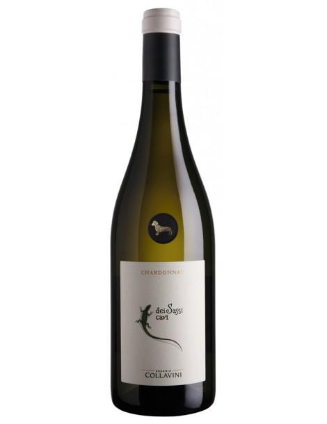 Вино Eugenio Collavini dei Sassi Cavi Chardonnay 2018 12,5% 0,75л