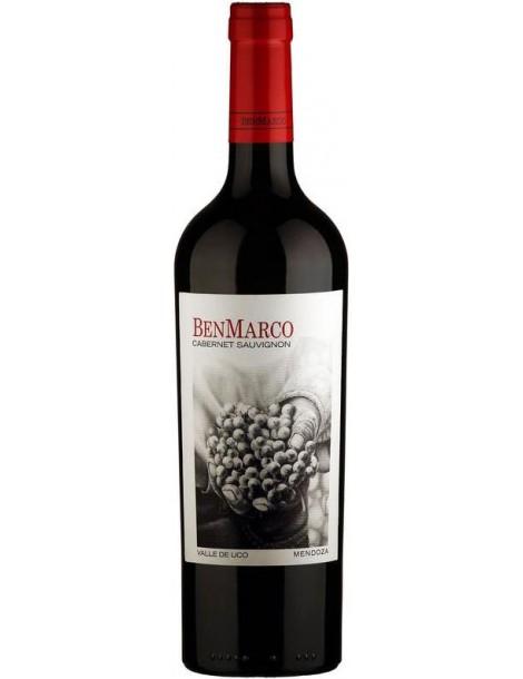 Вино BENMARCO Cabernet Sauvignon 2018 14,5% 0,75л
