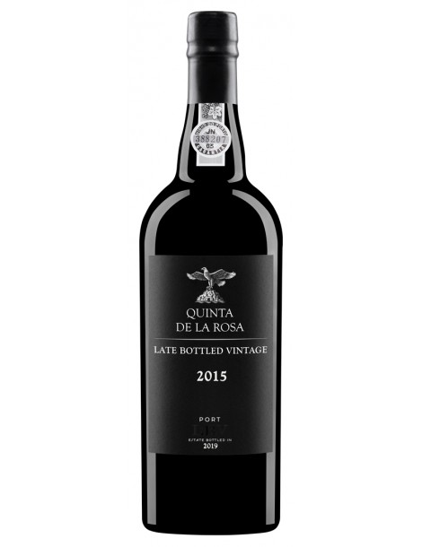 Вино Quinta De La Rosa LBV 2015 Port 19,5% 0.75л