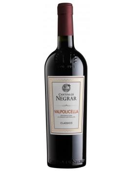 Вино Cantina di Negrar Valpolicella Classico 2019 12,5% 0,75л