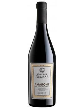 Вино Cantina di Negrar Amarone della Valpolicella Classico 2017 15,5% 0,75л