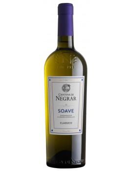 Вино Cantina di Negrar Soave Classico 2019 12% 0,75л