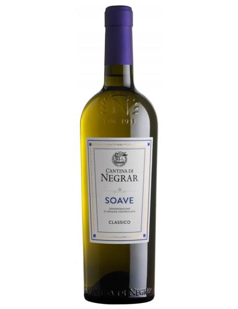 Cantina di Negrar Soave Classico 2019 12% 0,75л