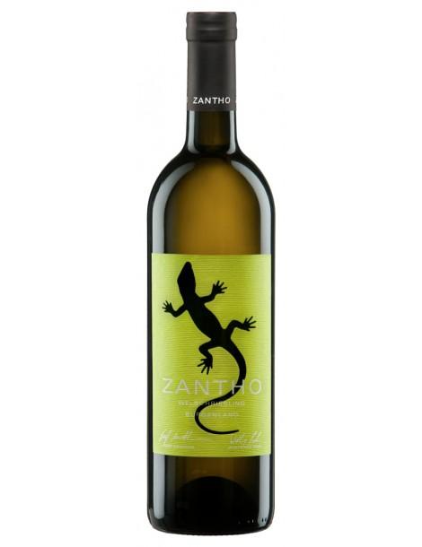 Вино Zantho Welschriesling 2019 12% 0,75л