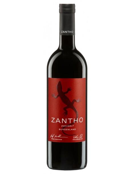 Вино Zantho Zweigelt 2018 13% 0,75л