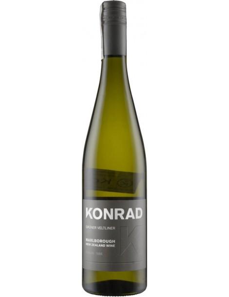 Вино KonradGruner Veltliner 2018 13 % 0,75л