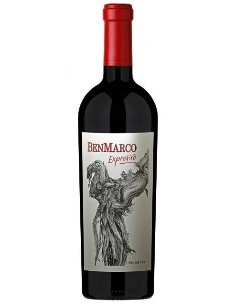 Вино Benmarco Expresivo 2018 14.5% 0,75л