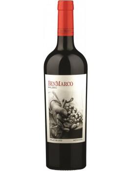 Вино BENMARCO Malbec 2018 14,5% 0,75л
