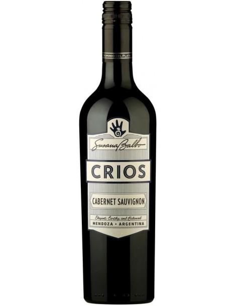 Вино CRIOS Cabernet Sauvignon 2019 14,5% 0,75л