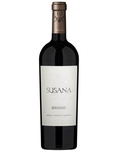 Вино SUSANA BALBO Brioso 2018 14,5% 0,75л