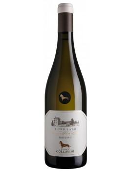 Вино Eugenio Collavini T Friulano 2019 12,5% 0,75л