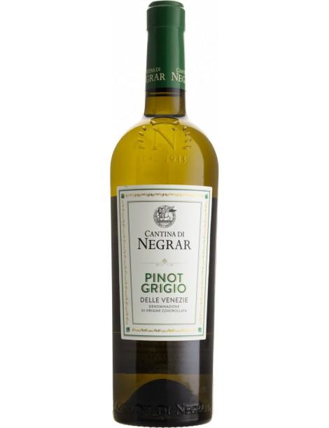 Вино Cantina di Negrar Pinot Grigio delle Venezie 2019 12% 0,75л