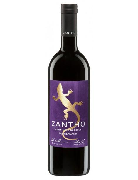 Вино Zantho Pinot Noir Reserve 2018 13,5% 0,75л