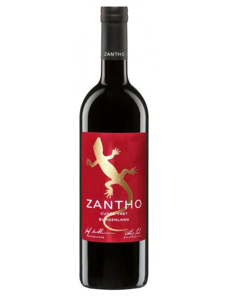 Вино Zantho Cuvee 1487 2018 14% 0,75л