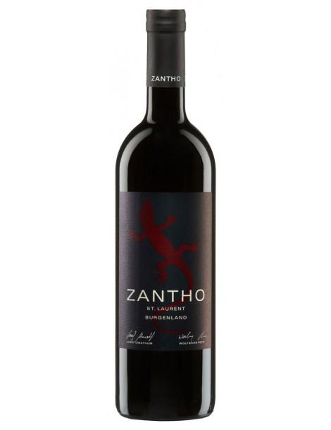 Вино Zantho St.Laurent 2019 13 % 0,75л