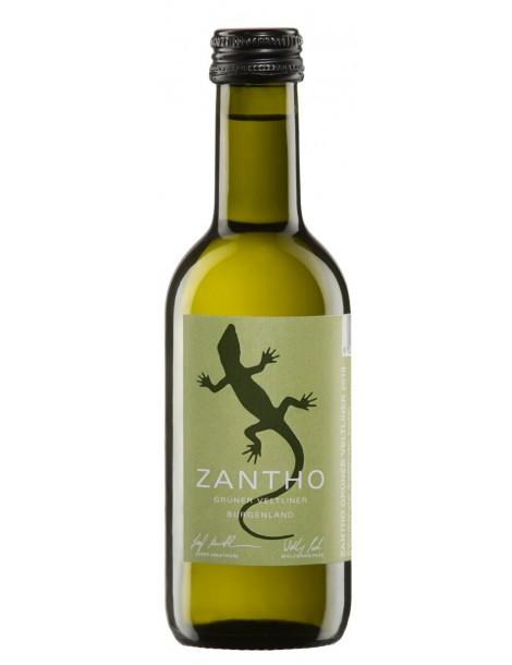 Вино Zantho Gruner Veltliner 2020 12% 0,25л