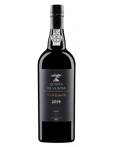 Портвейн Quinta De La Rosa Vintage 2019 Port 20% 0.75л