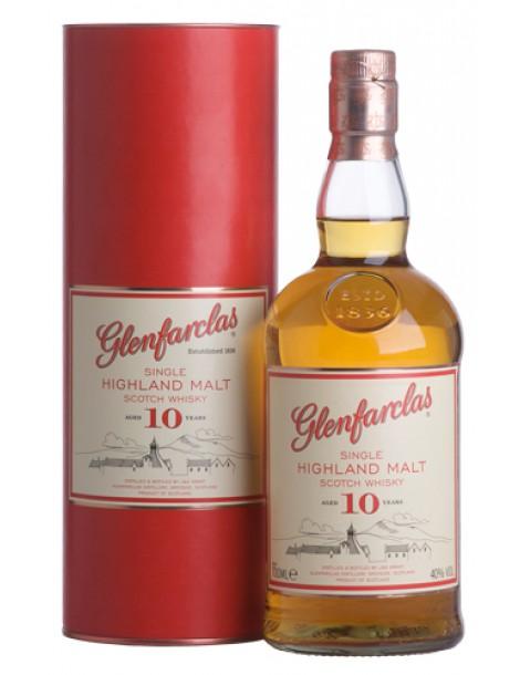 Виски GLENFARCLAS 10 years 40% OF 0,7л