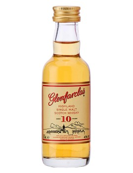 Виски GLENFARCLAS 10 years 40% OF 0,05л