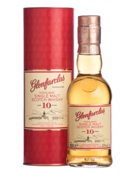 Виски GLENFARCLAS 10 years 40% OF 0,2л