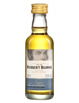 Виски ROBERT BURNS Blend 40% OF 0,05л