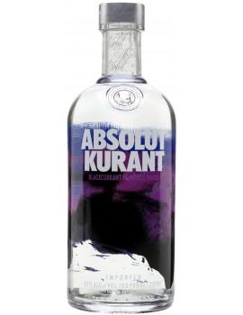 Настойка Абсолют Курант со вкусом чёрной смородины 40% 0,7л