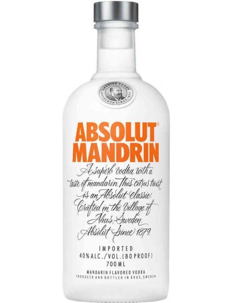 Водка Absolut Mandarin 40% 0,7 л