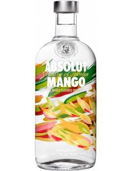 Настойка Абсолют Манго 40% 0,7л