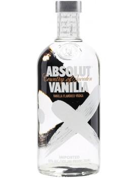 Настойка Абсолют Ванилия со вкусом ванили 40% 0,7л