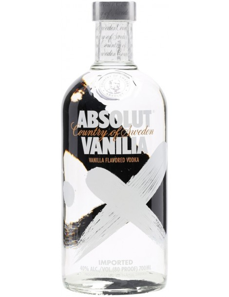 Водка Absolut Vanilia 40% 0,7 л