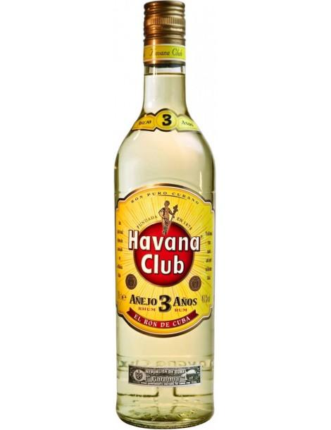 Ром Havana Club Anejo 3 Anos 0,7 л