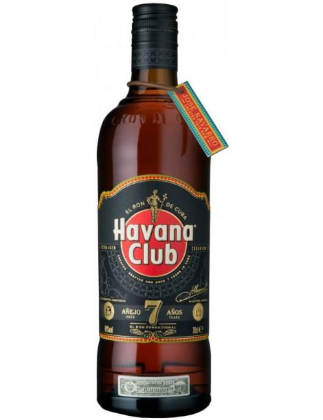 Ром Гавана Клуб Аньехо 7 лет 40% 0,7л