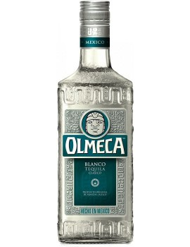 Текила Ольмека Белая 38% 0,5л