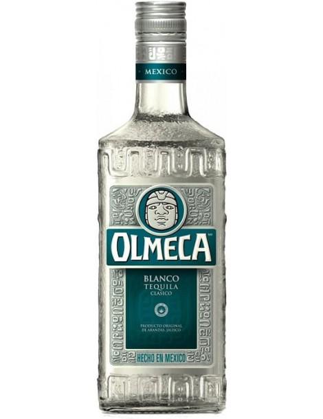 Текила Olmeca Blanco 38% 0.5 л
