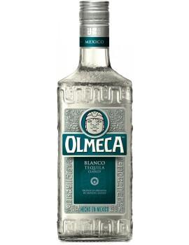 Текила Ольмека Белая в комплекте со стаканами с логотипом