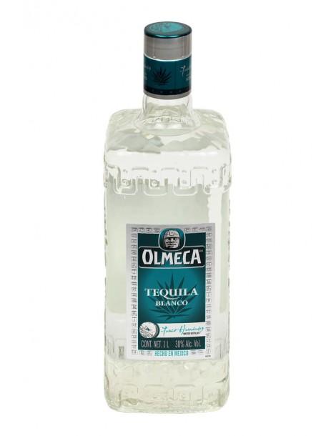 Текила Ольмека Белая 38% 1,0л