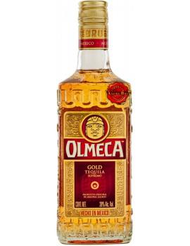 Текила Ольмека Золотая 38% 0,7л