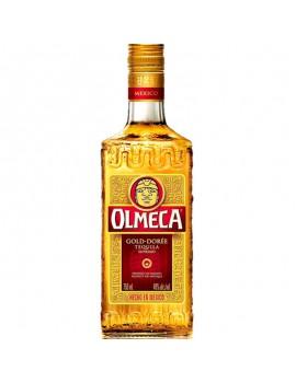 Текила Ольмека Золотая 38% 1,0л *