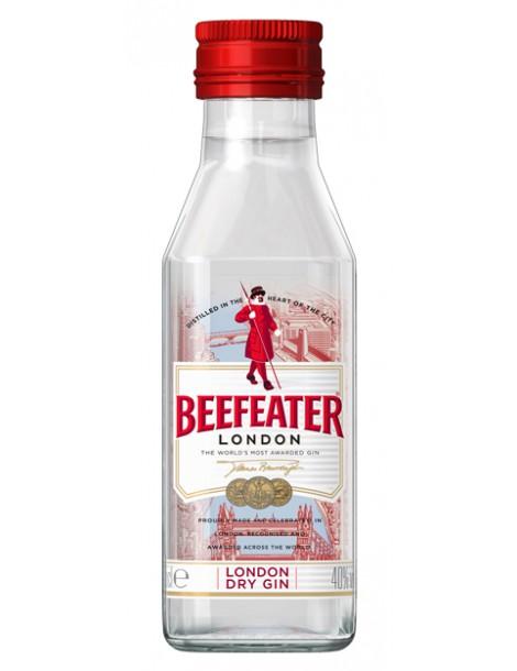 Джин Beefeater London Dry Gin 40% 0,05л