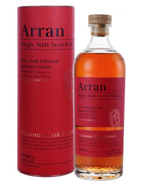 Виски ARRAN Amarone Cask Finish 50,0% OF 0,7л