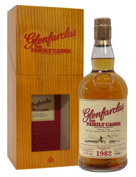 Виски GLENFARCLAS 1982 Family Casks 54.9% 0,7л